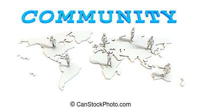 世界共同体, ビジネス