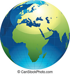 世界地球儀