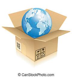世界的である, 概念, ビジネス