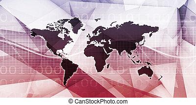 世界的なネットワーク