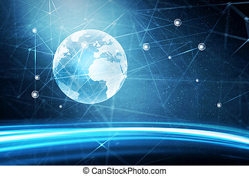 世界的なネットワーク, 背景