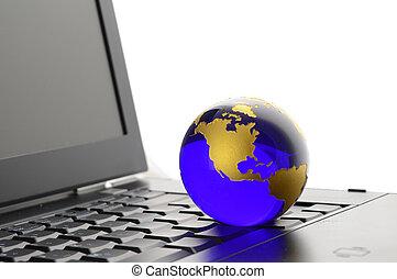 世界的なネットワーク, 計算