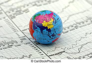 世界的なマーケット