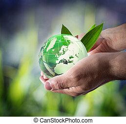 世界的に, 開発, 支持できる