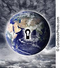 世界的鑰匙