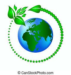 世界, エコロジー
