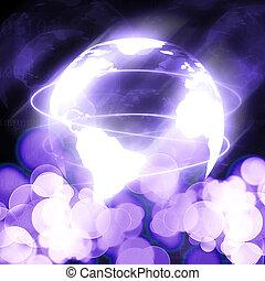 世界, デジタル