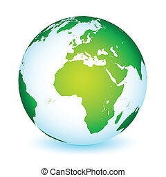世界, 全球, 行星地球, 圖象