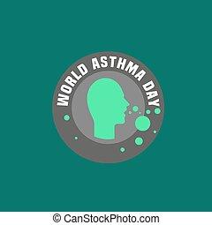 世界, 哮喘, 天