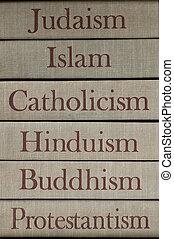 世界, 少佐, 宗教