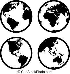 世界, 摘要