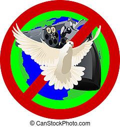 世界, 武器, なしで, -