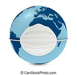 世界, 污染