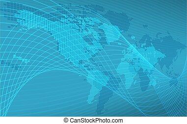 世界, 背景, 地圖, 全球, 概念
