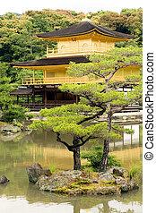 世界, -, 金, サイト, kinkakuji, 日本, 寺院, 29, 29, 2008, パビリオン, ...