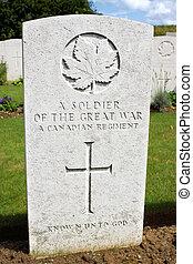 世界, 1(人・つ), 戦争, 墓, カナダ