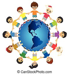 世界, childrens