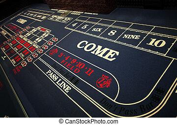 中に, カジノ