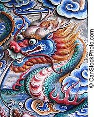 中国のドラゴン