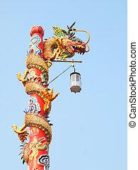 中国のドラゴン, 空
