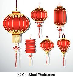 中国のランタン