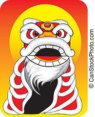 中国の新年, ドラゴン