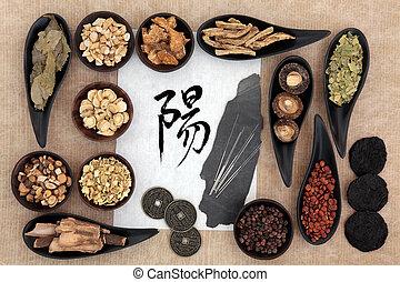 中国の 草 薬