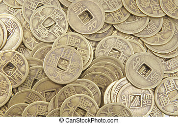 中国語, コイン
