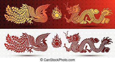 中国語, テンプレート