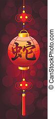 中国語, ヘビ, 象形文字