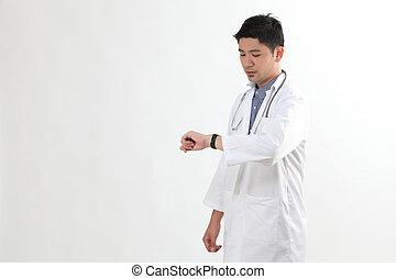 中国語, 医者