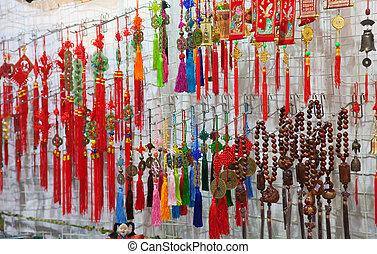 中国語, 記念品, 伝統的である