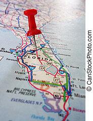 中央である, フロリダ