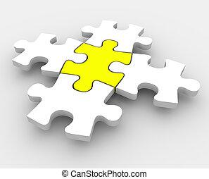 中央である, 困惑, 必要, 一緒に, 1(人・つ), 中央, 仮縫い, 部分, 小片