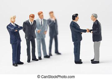 中小企業, 協力