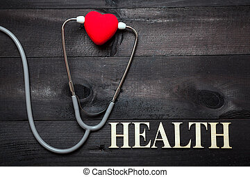 中心の健康