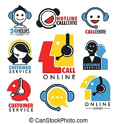 中心, 呼出し, オンラインで, ∥あるいは∥, サービス, 隔離された, アイコン, サポート, 習慣