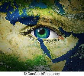 中東, 新聞