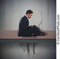 中毒, 概念, インターネット