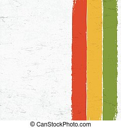 主題, 使用, グランジ, rastafarian, rasta, 抽象的, バックグラウンド。, 色, テンプレート...