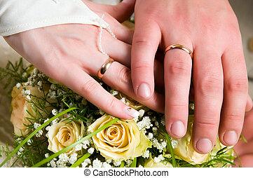 主題, 結婚式