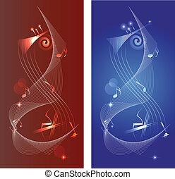 主題, 音楽, 背景