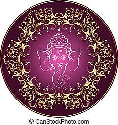 主, ganesha, 知恵
