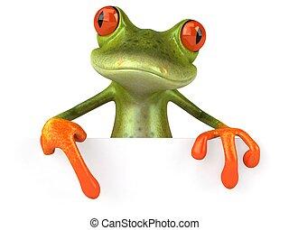 乐趣, 青蛙