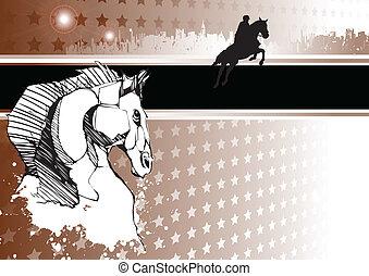 乗馬, 馬, 情熱