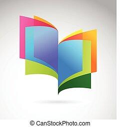 书, 图标