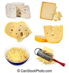 乳酪, 彙整