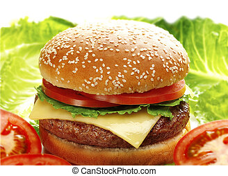 乳酪burger