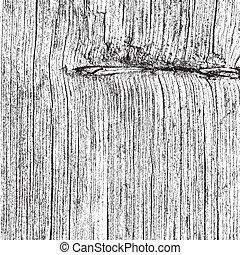 乾きなさい, 木製の肉質