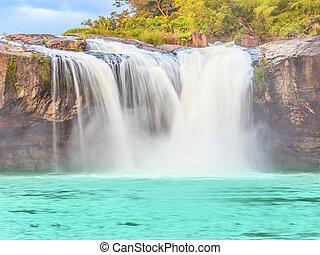 乾きなさい, 樹液, 滝